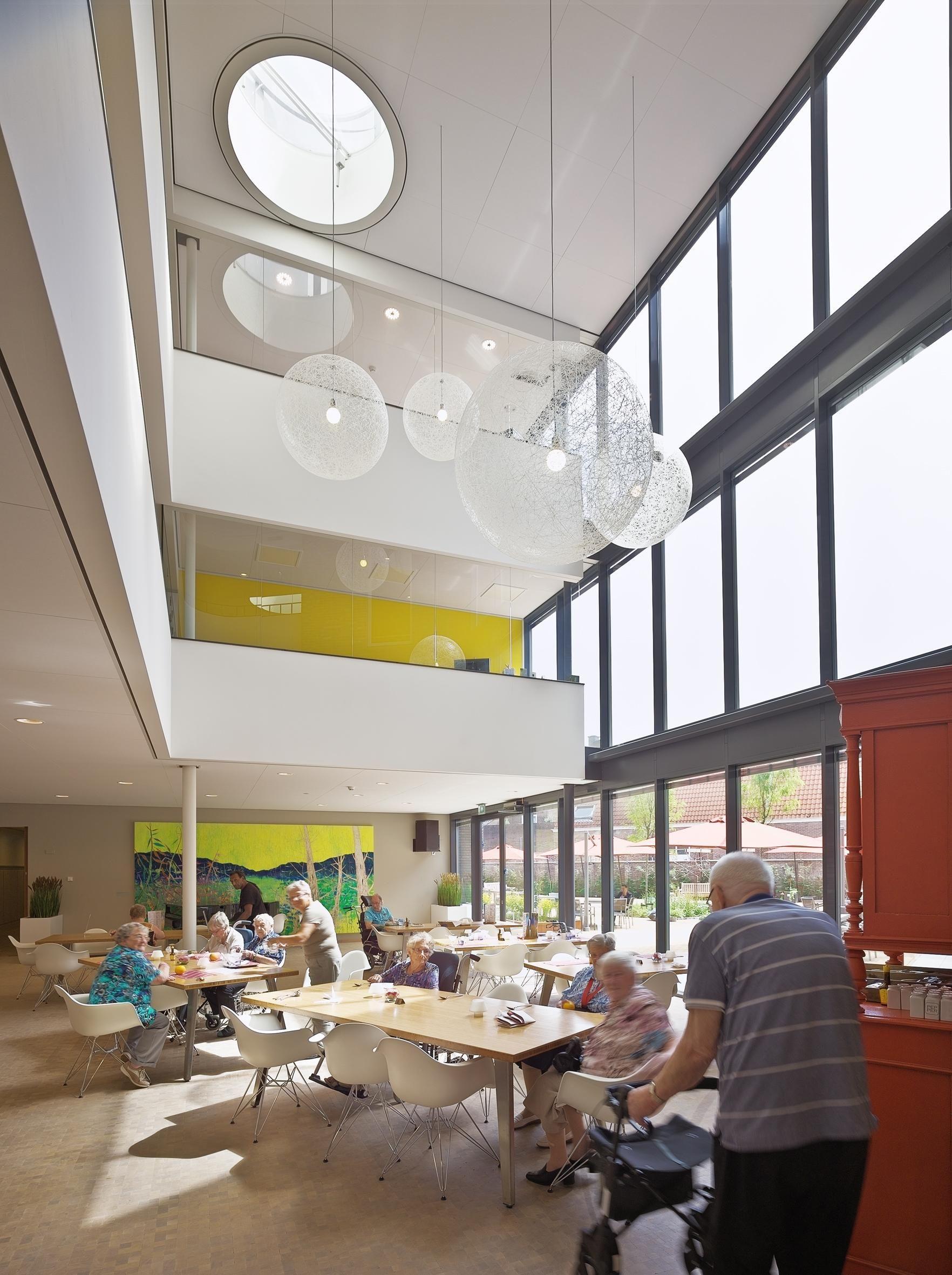 Interior Nursing Home Willibrord
