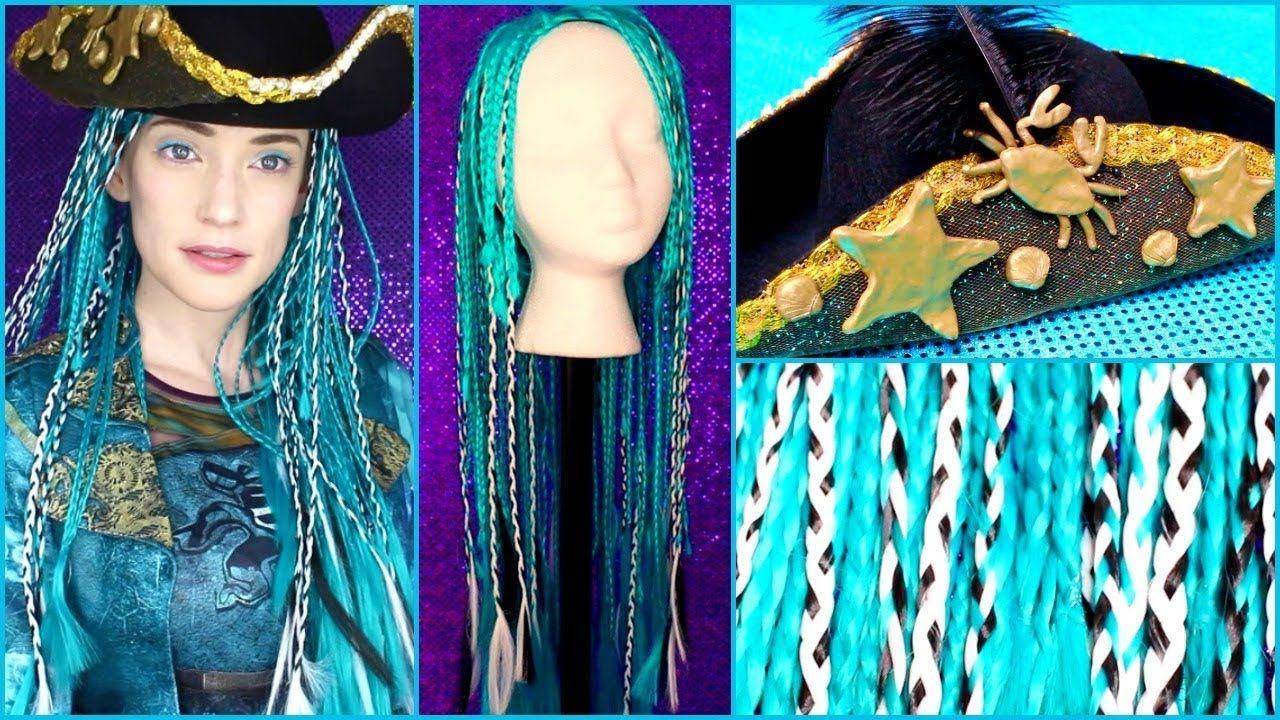Uma Wig Costume Accessory