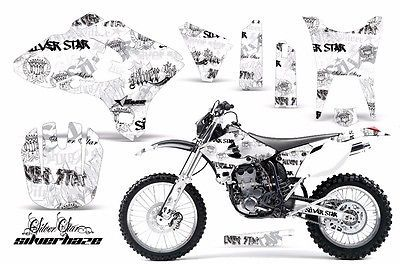 AMR Racing Graphic Decal Sticker Kit Yamaha WR 250/450 F