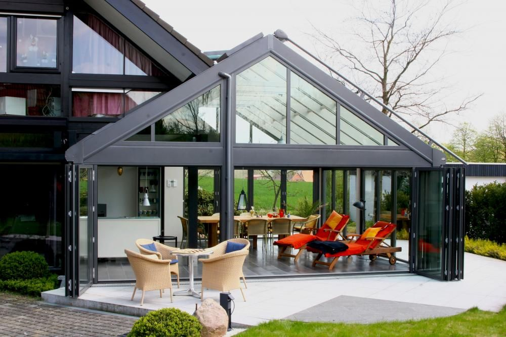 Wintergarten Richtig Planen Und Bauen Die Wichtigsten Tipps