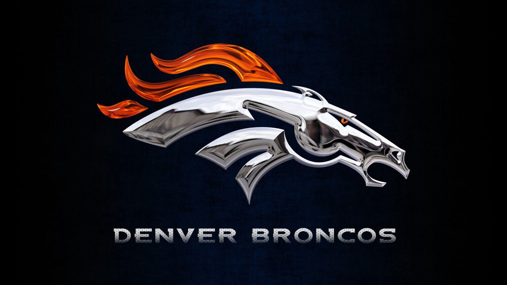 Denver Broncos Logo Super Bowl Favorite Places Spaces