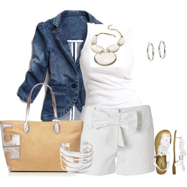 Straw Bag 2, created by hope-houston on Polyvore