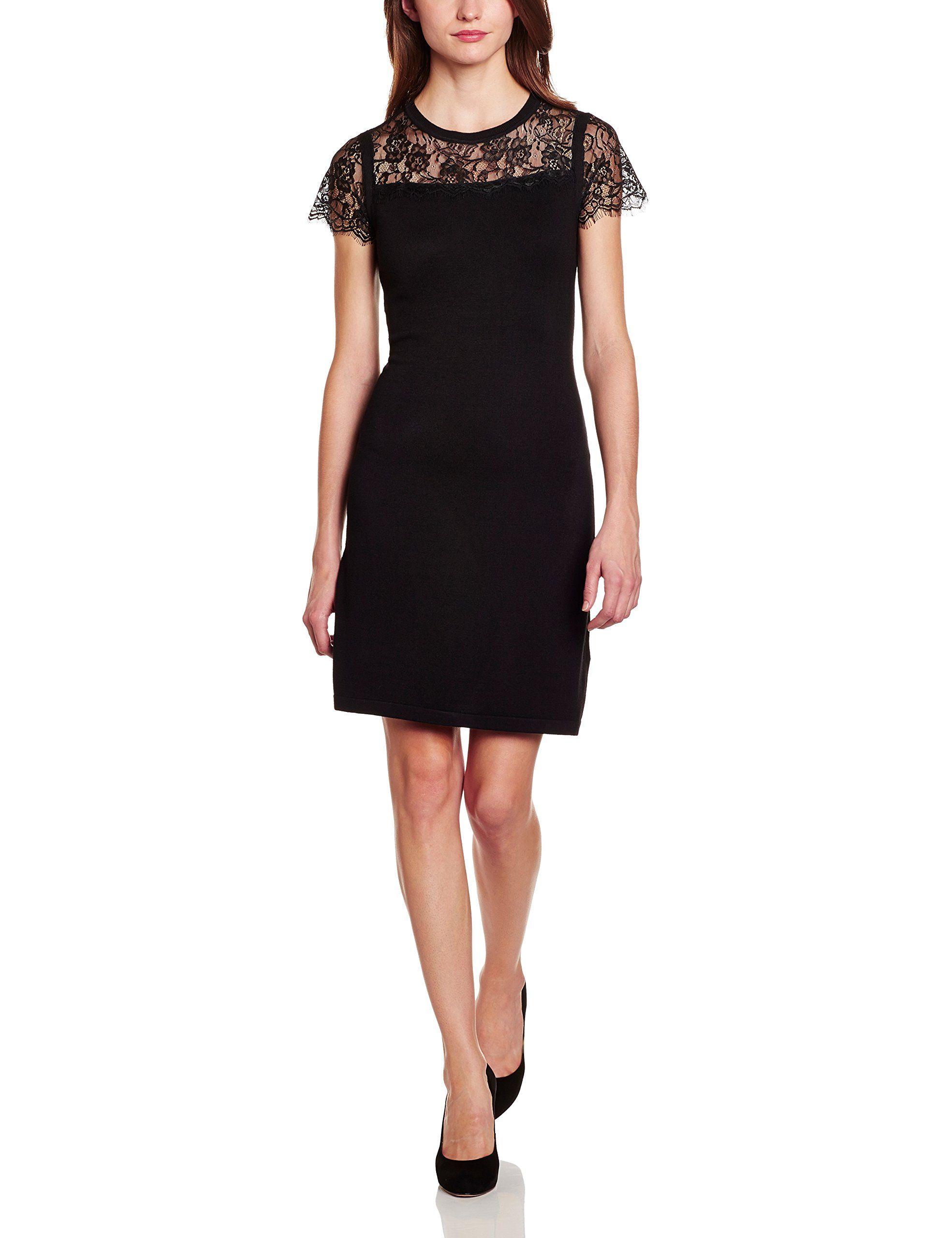 Amazon damen kleider schwarz