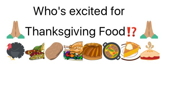Thanksgiving Food Holiday Givethanks Smartemoji Buzzmsg Thanksgiving Recipes Food Give Thanks