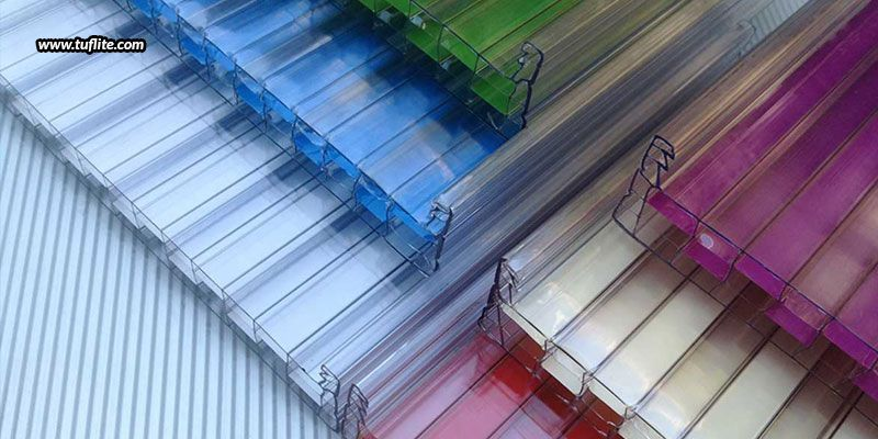 Acrylic Or Polycarbonate Roofs Tuflite Polymers Roofing Sheets Roofing Roof