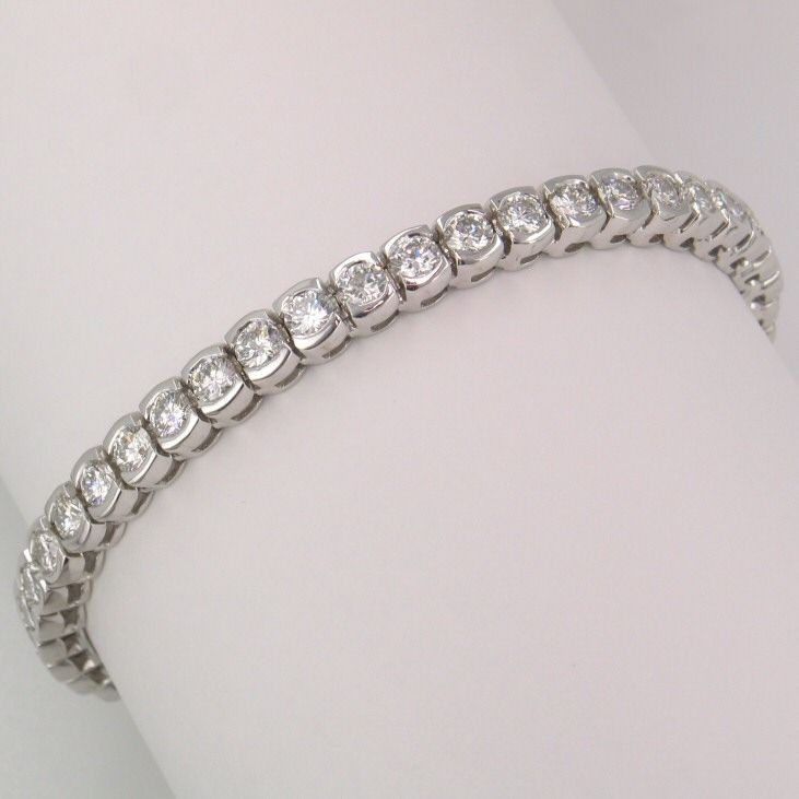 Diamond Bracelet beautiful Gems & Jewels Pinterest
