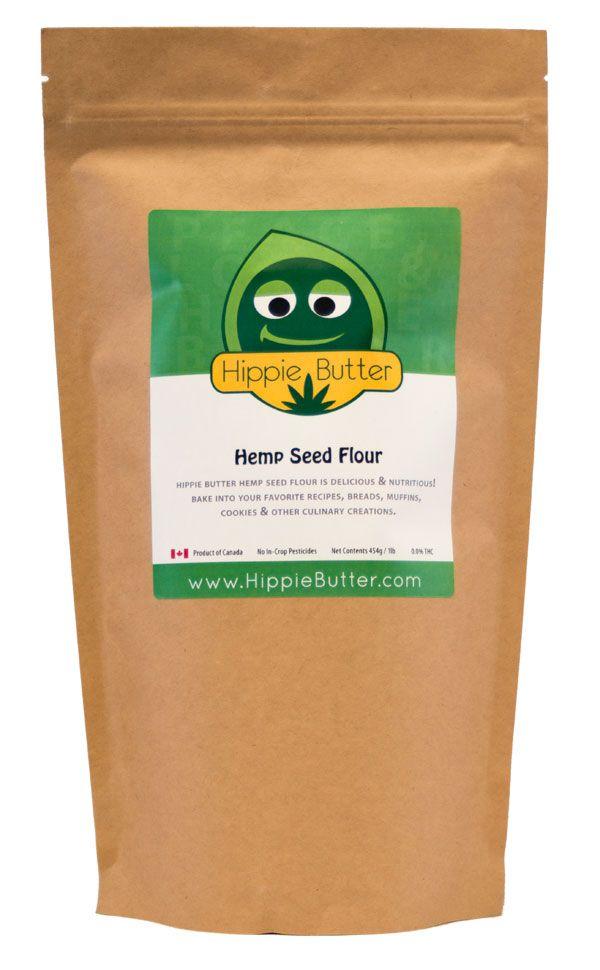 Hemp Seed Flour 16oz | Hemp seeds, Hemp, Gluten free butter