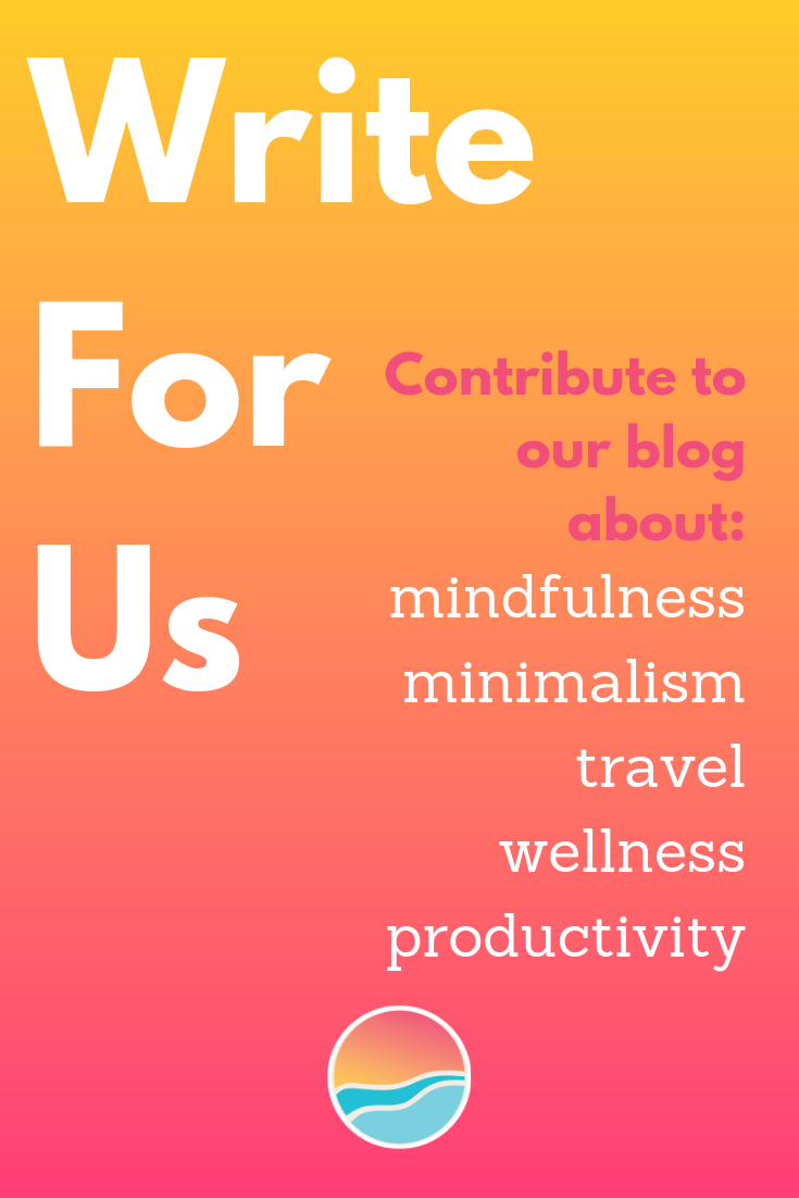 Calling all freelance writers and digital nomads, contribute to our