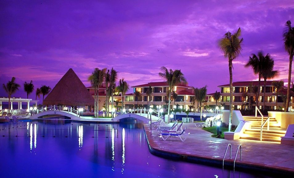 Moon Palace Cancun All Inclusive Trip With Airfare