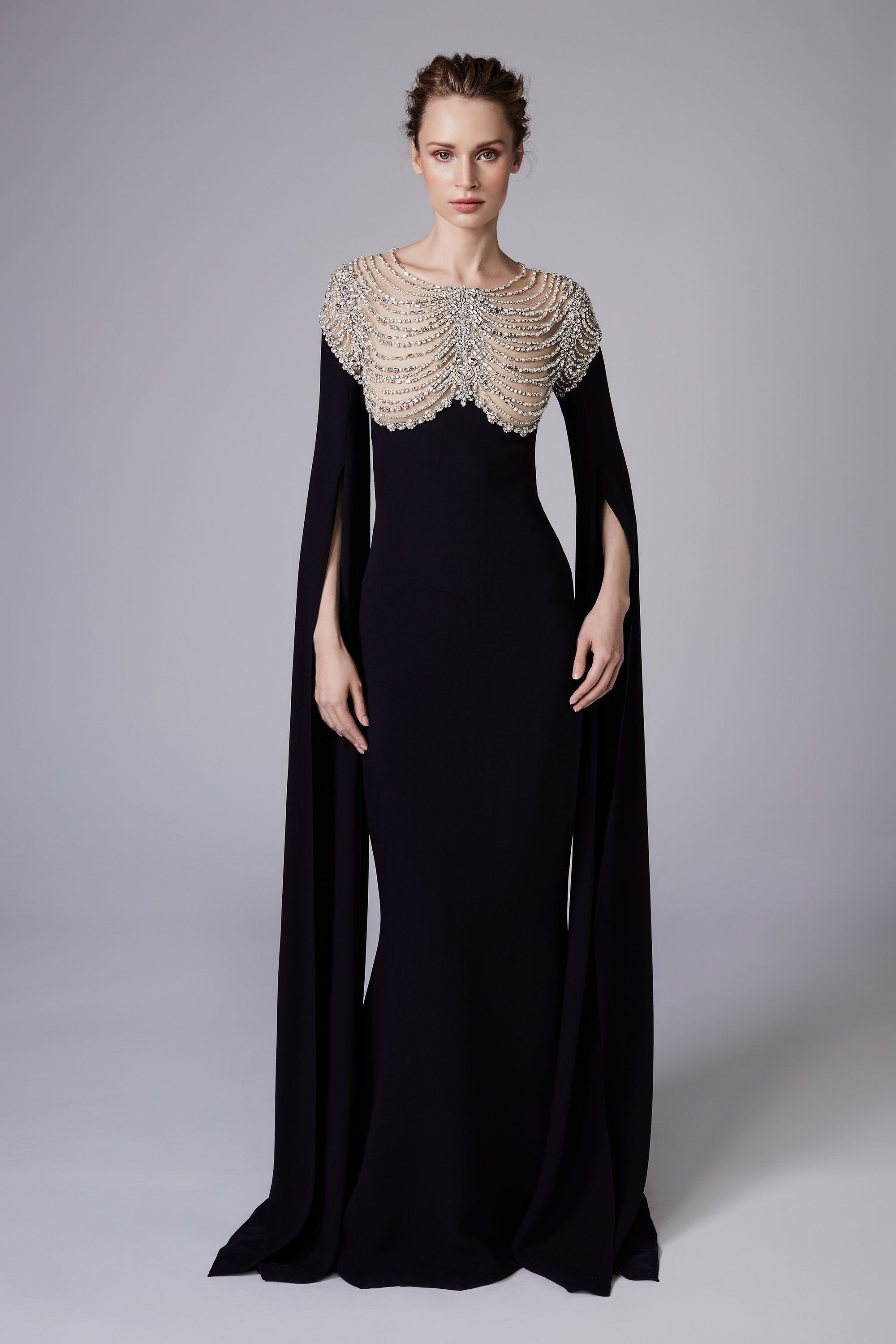 Oh I Can Picture Some Sorceress In This Reem Acra Resort 2018