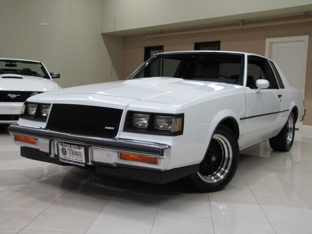 Extremely Rare Regal T Type Grand National With The Classic Old