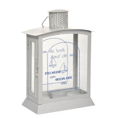 Lampion Bord De Mer marki Villa Coloniale \/ lantern Lampiony - outdoor küche kaufen