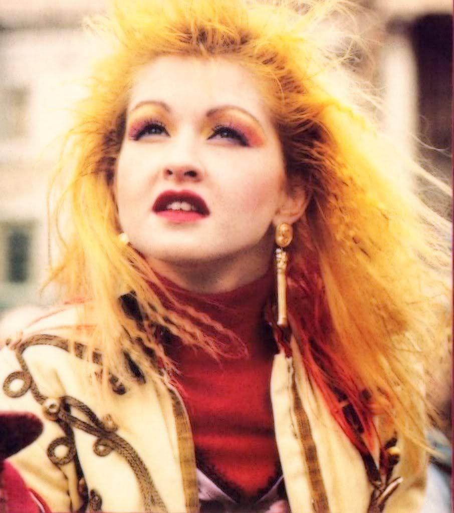 Cyndi Lauper Unconditional Love Cyndi lauper, Singer