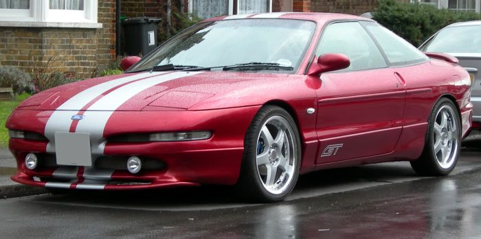 Ford Probe Idea For Mine Hmm Ford Probe Gt Ford Probe Ford Gt