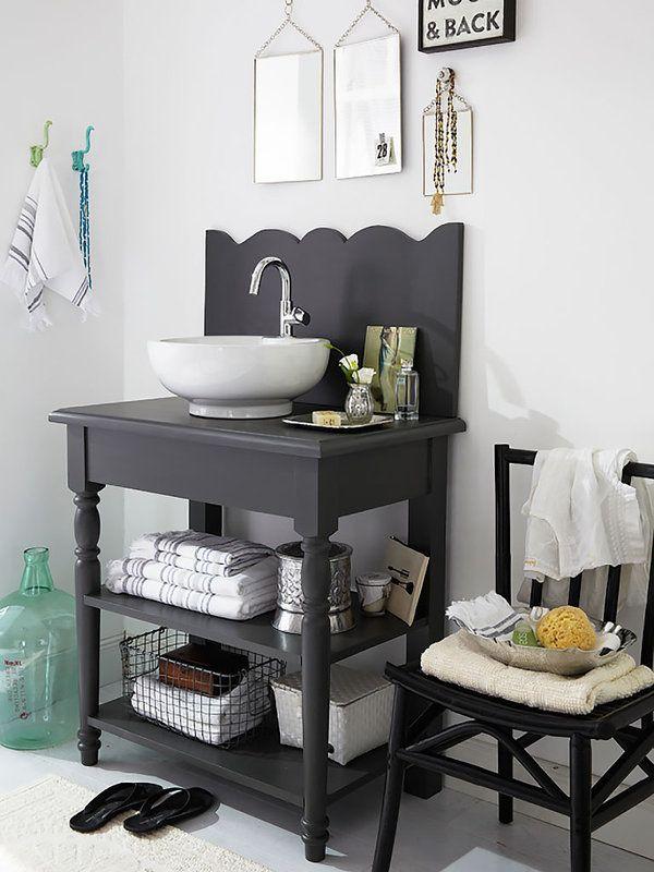 Diez ideas para baños pequeños House
