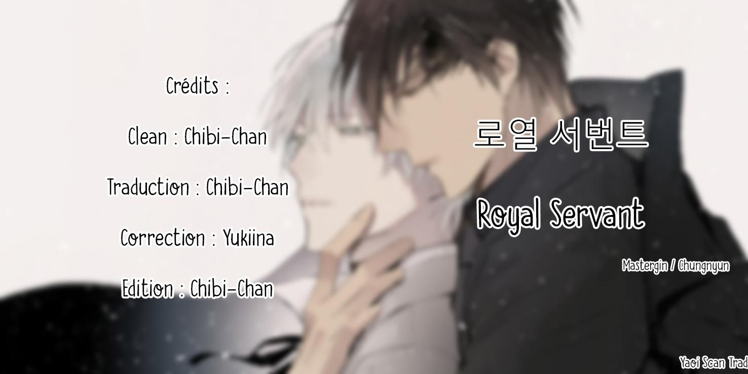 Royal Servant - Vol. 1 Ch. 22