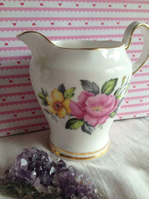 Royal Tara fine bone china milk jug. Made in Ireland by PurityBelle #home #giftideas #gifts