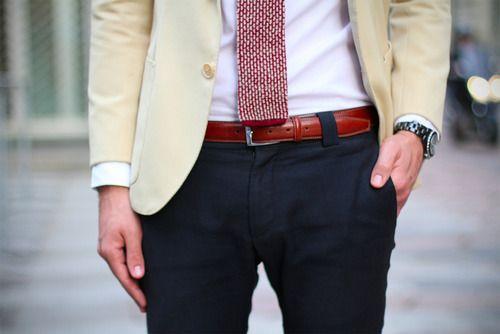 chaqueta y pantalón