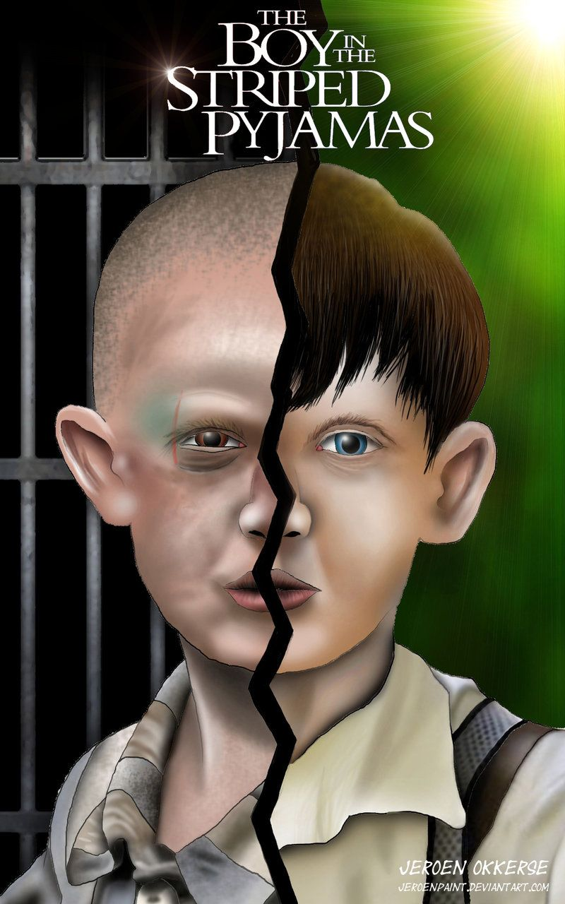 the boy in the striped pajamas bruno physical description