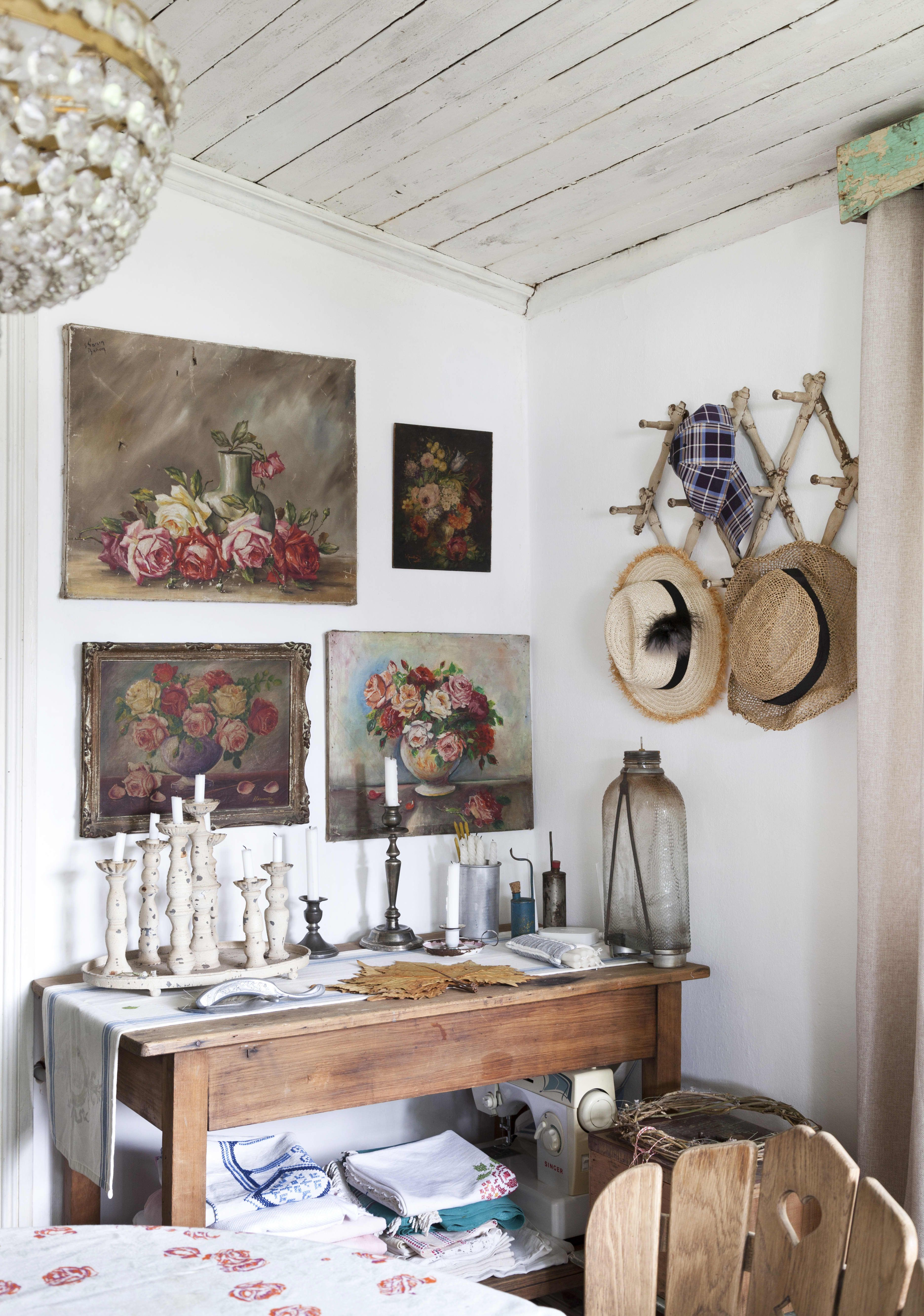 A Rustic Chic Argentina Home Has An Incredible Collection Of