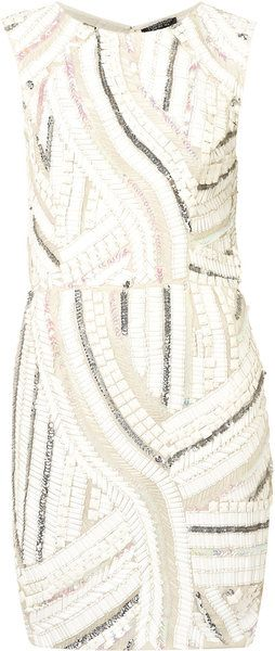 0c0582d1988f Women's Natural Sequin Shift Dress | My Style | Fashion, Dresses ...