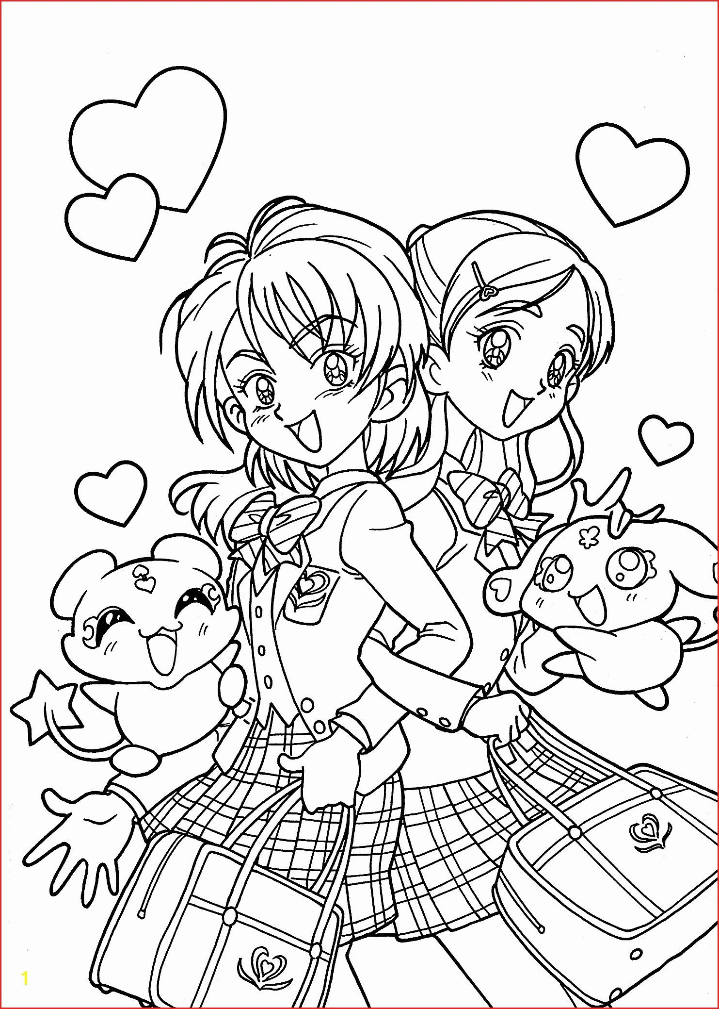 37++ Anime coloring book pdf trends