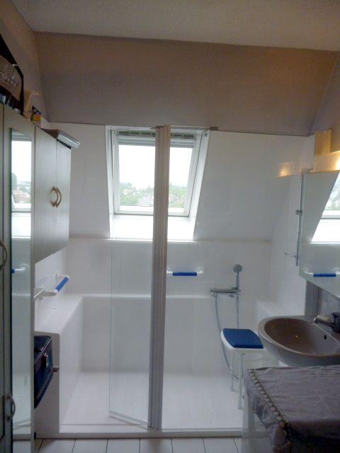 Installation de la douche senior Confort Senior Bains   www