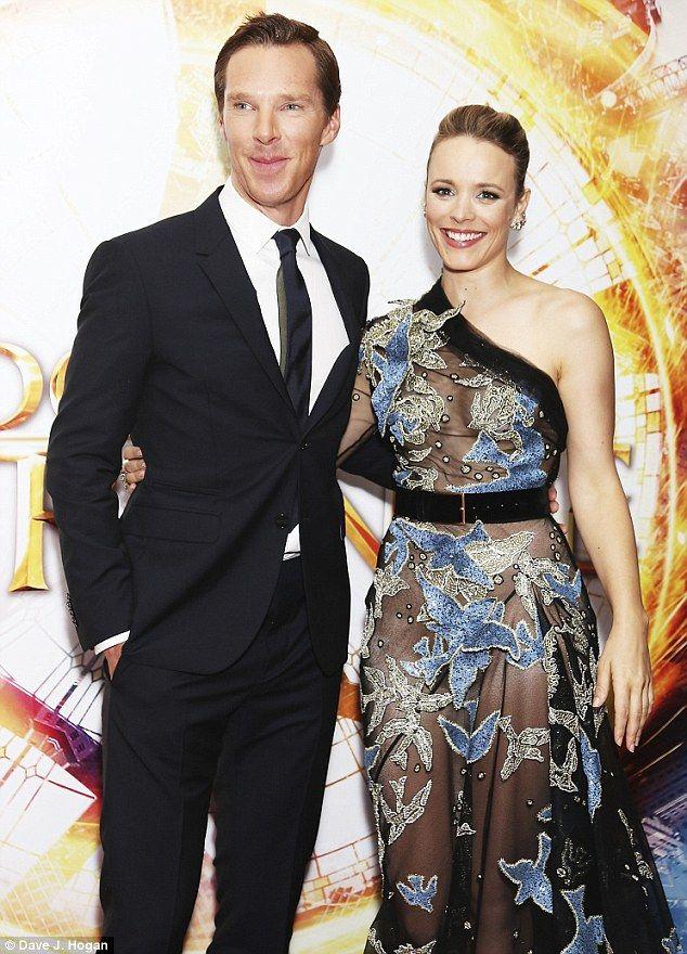 Rachel McAdams & Benedict Cumberbatch