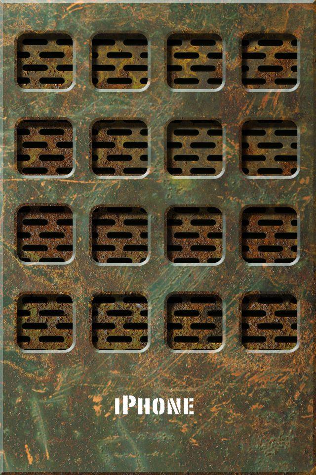 iphone wall