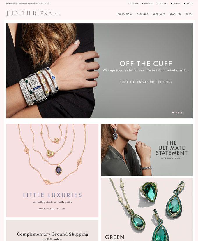30+ How to create a jewelry website info