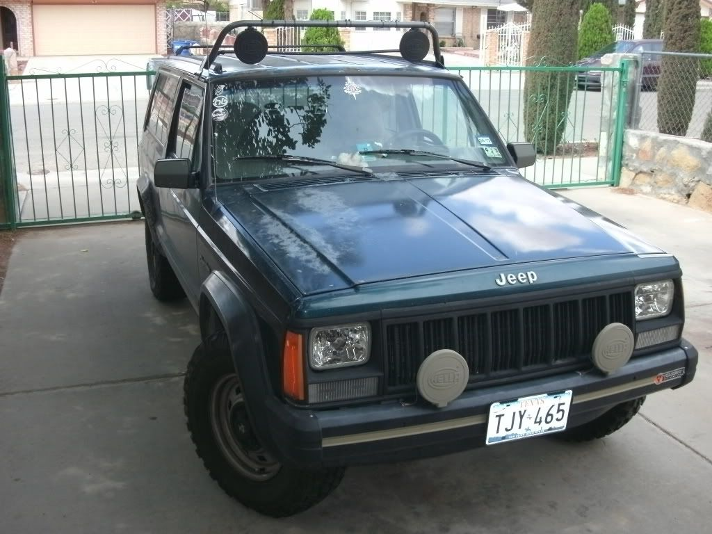 Jeep Cherokee Xj Build Threads Expedition Portal Xj El Mito