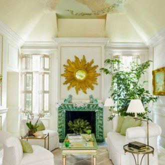 A Whimsical Palm Beach Home by Kemble Interiors - The Glam Pad
