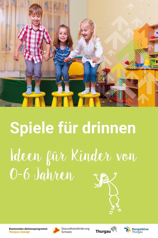 Spiele für drinnen für Kinder