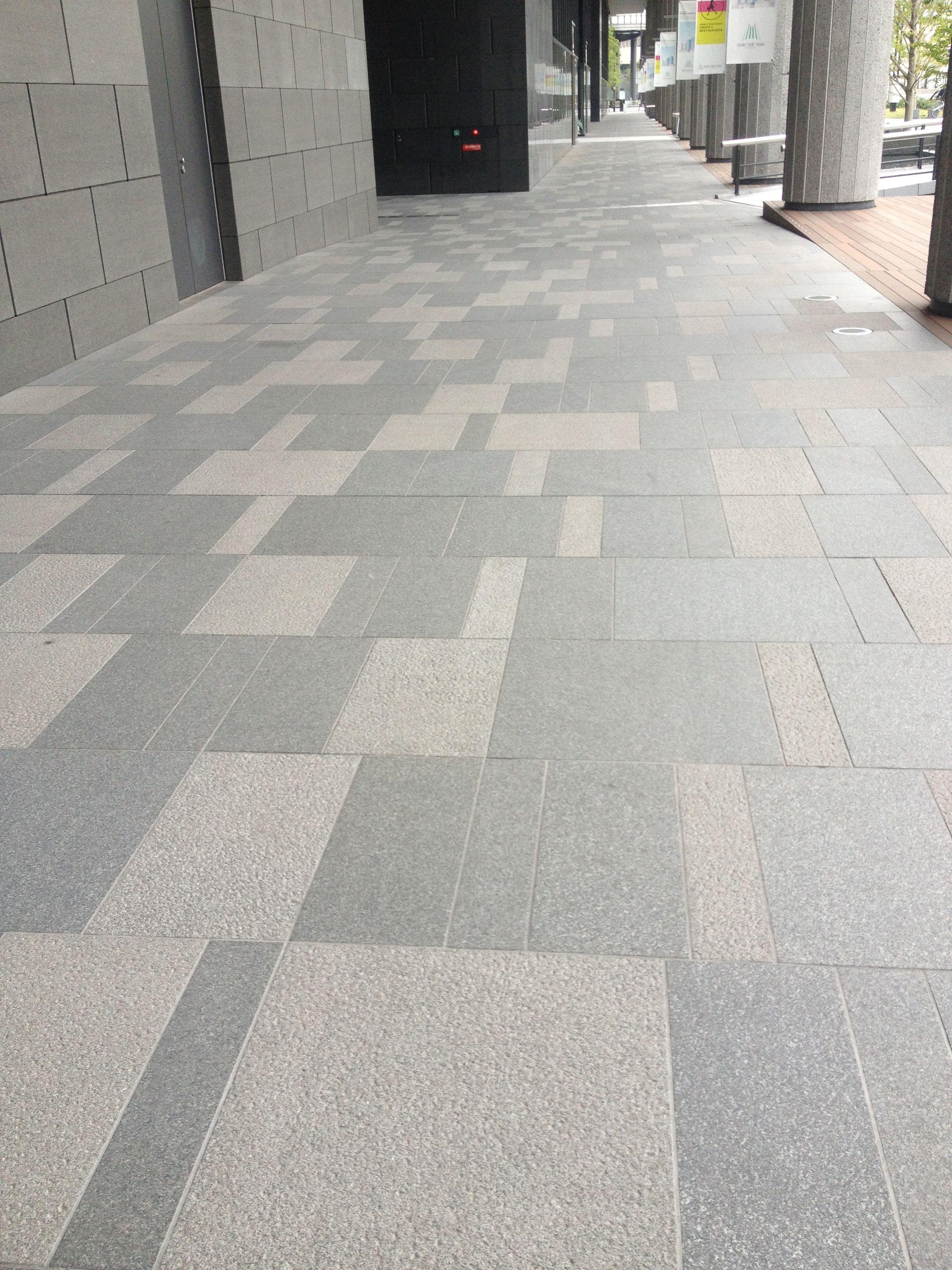 Pin By Mahfooz Khan On Kota Blue Sandblast Paving Design Paving Pattern Pavement Design