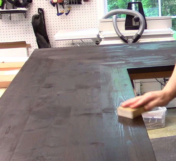 Kitchen Countertops That Look Like Wood: Make Inexpensive Wood Look Rich And Luxurious
