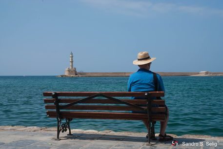 'Urlaub' von Sandro S. Selig - Griechenland - Kreta - Chania