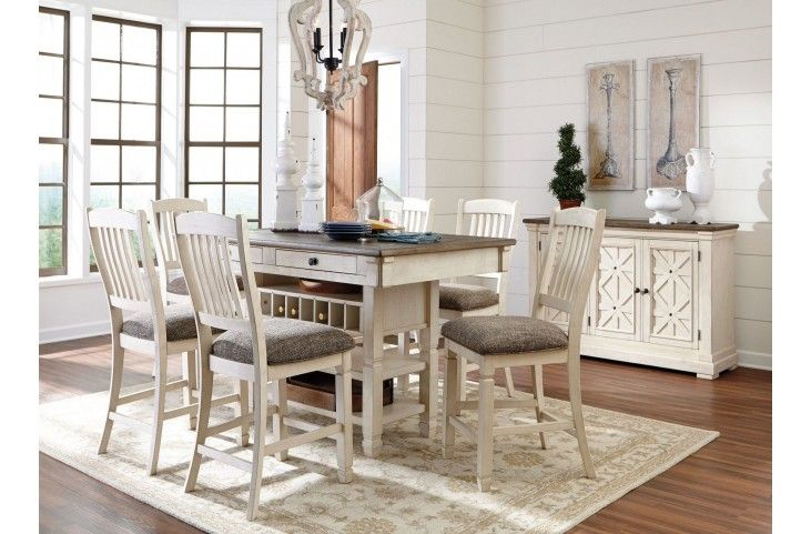 36++ Bolanburg dining table and 6 chairs Ideas