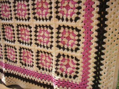 Ideas para el hogar: Mantas | Tejidos crochet y tricot | Pinterest ...