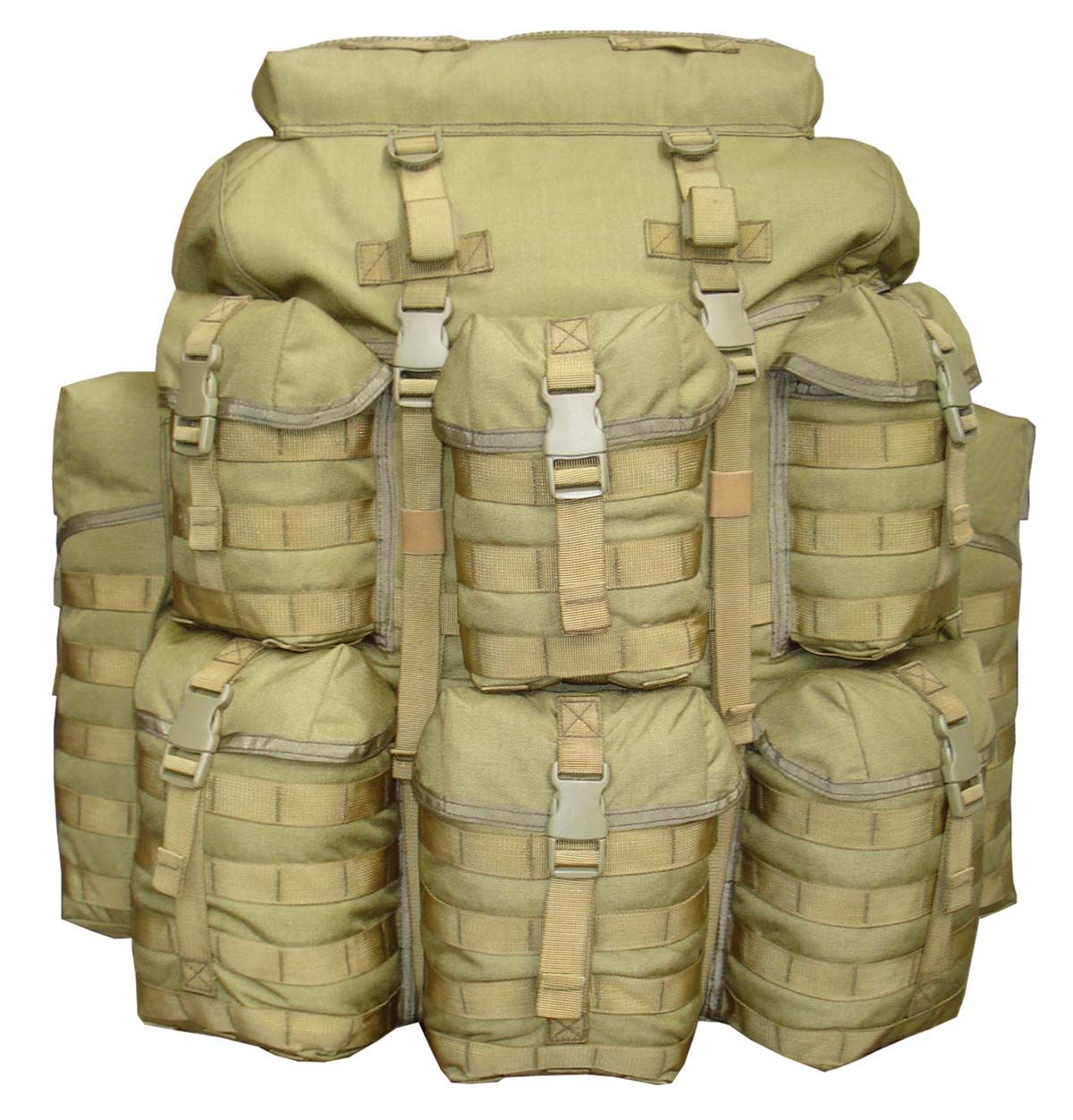 Something to carry it all in. K-TIC UK SF Alice Pack Khaki. The Dogs ...