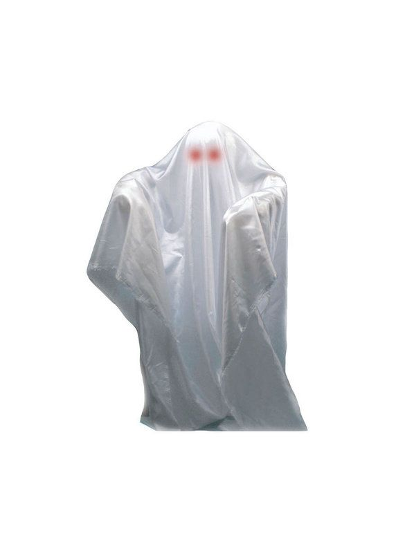 Check out 3\u0027 Hovering Ghost Prop - Ghost Props for Your Home from - halloween scene setters decorations