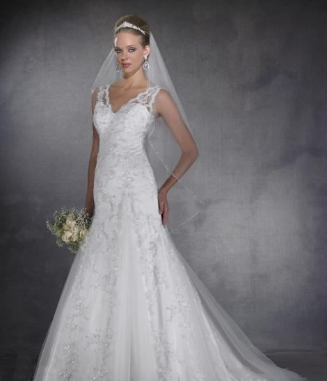 Symphony Bidal #S2907.  For more information on these gowns and others that we carry in our store please call toll free 1-800-344-2672. Or visit thewinneroutlet.com