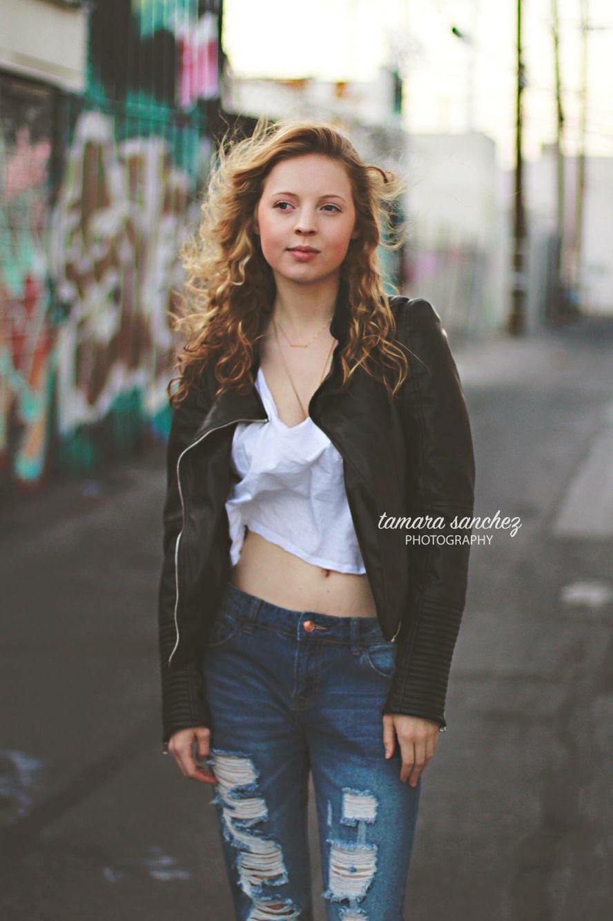 Tamara Sanchez Photography- Senior posing