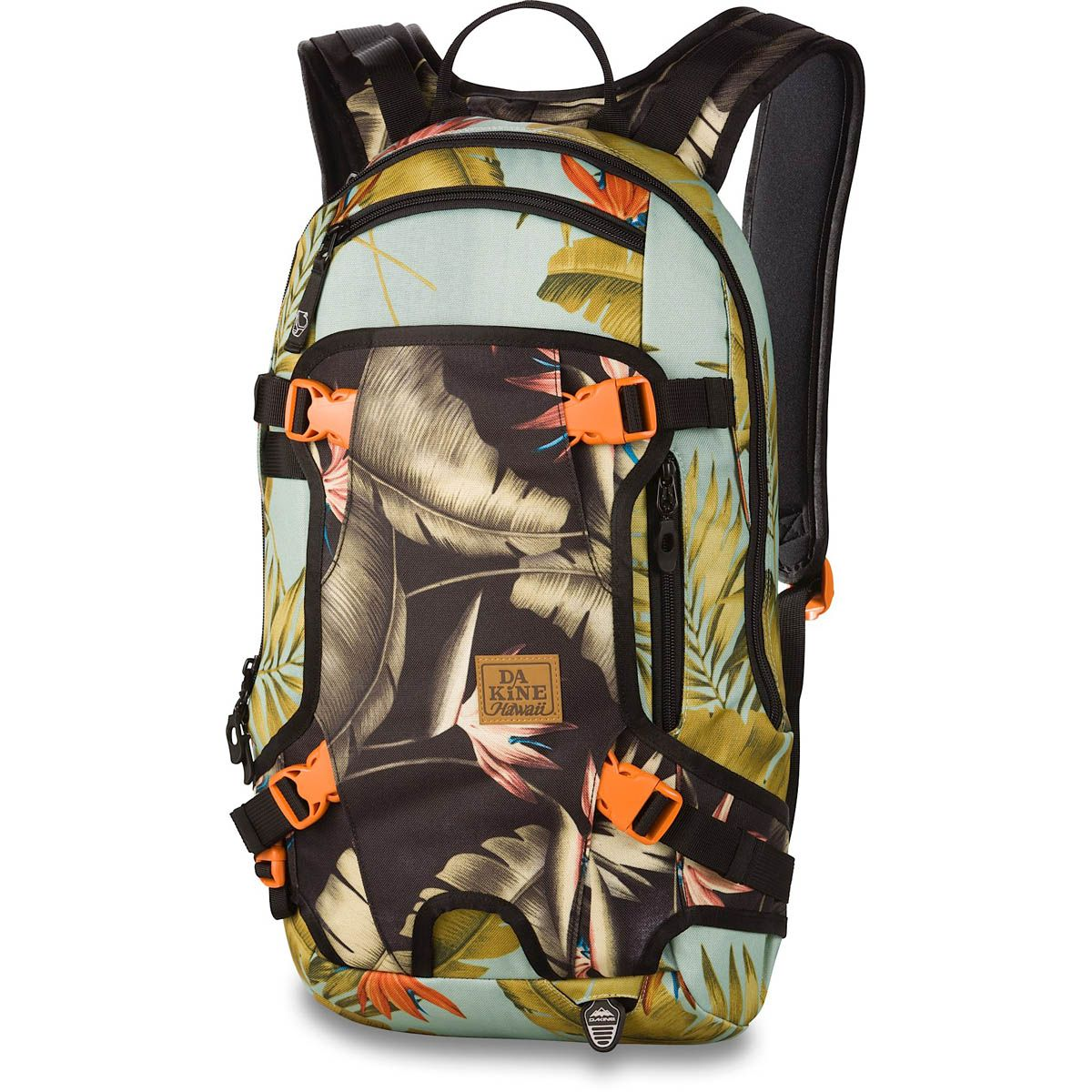 Dakine Heli Pack 11l Palm Http Www Dakine Shop De De Dakine Heli Pack 11l Snowboard Ski Rucksack Palmint Bags Dakine Bagpack