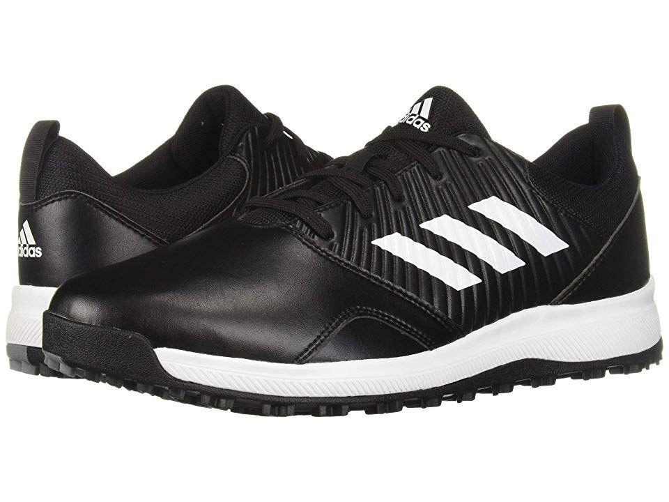 adidas Golf CP Traxion SL Wide Men's Golf Shoes Core Black