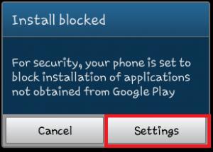 Cara Mengatasi Tidak Bisa Install Aplikasi Android Apk Yang Didownload Di Luar Google Playstore Google Aplikasi Android Aplikasi