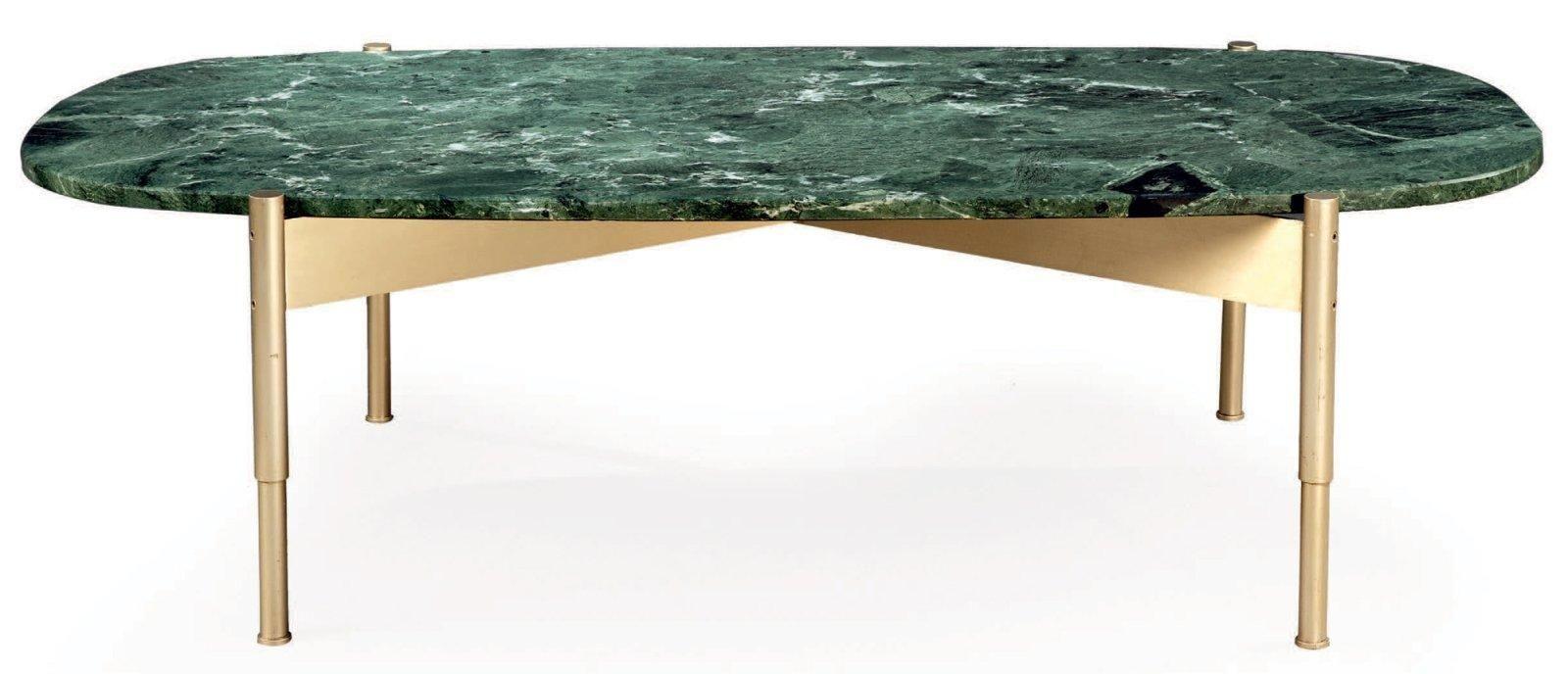 gio ponti 1891 1979 table basse marbre vert et aluminium anodis 1964 mobilier pinterest. Black Bedroom Furniture Sets. Home Design Ideas
