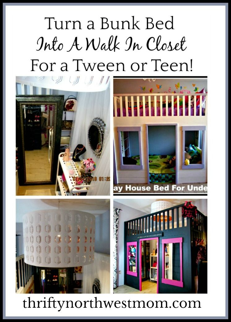 Pin on Bunk Bed Upcycle