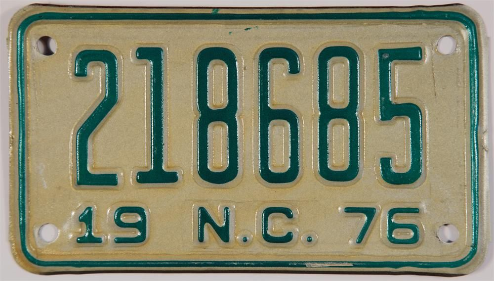 old north carolina license plate Google Search print for