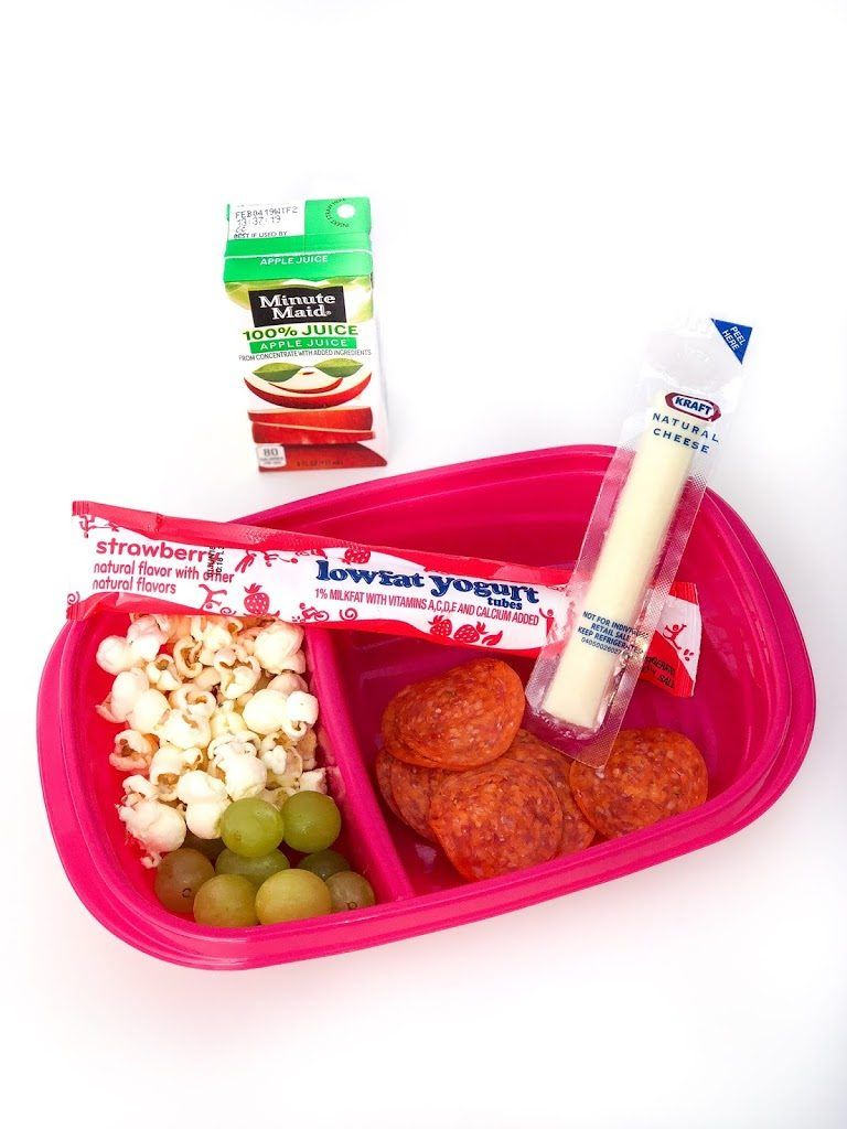 School lunch ideas for picky eaters. Quick and easy school lunch ideas for kids #schoollunchideasforkids