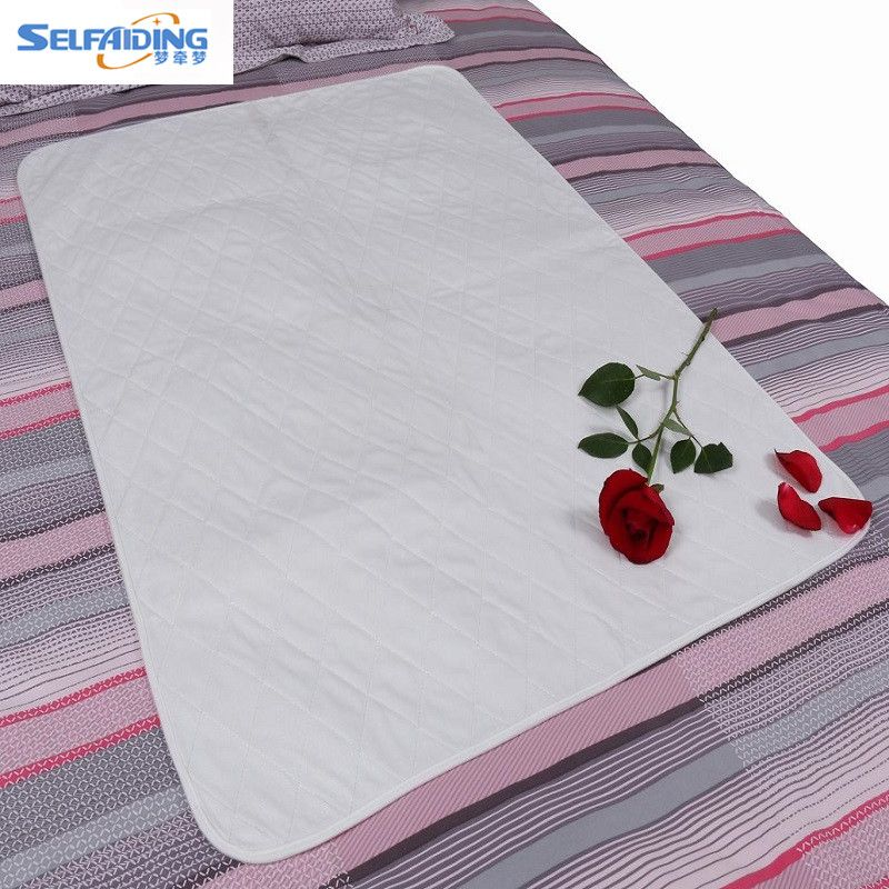 Quilted Medical Absorbent Pad Adult Urine Underpad Bed